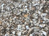 Firewood, Pellets And Residues - White Ash / Beech / Hornbeam Chips for MDF