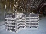 Leña, Pellets Y Residuos Briquetas De Cáscara De Girasol - Venta Briquetas De Cáscara De Girasol Одесса Ucrania