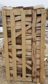 Find best timber supplies on Fordaq - LAZAROI COMPANY SRL - Spruce Firewood Cleaved 6-8 cm