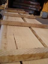 Hardwood  Unedged Timber - Flitches - Boules For Sale - PEFC/FFC Beech Loose Timber 70 mm