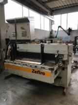 Gebruikt A. Costa Zefiro PA1500 2000 Panel Saws En Venta Italië