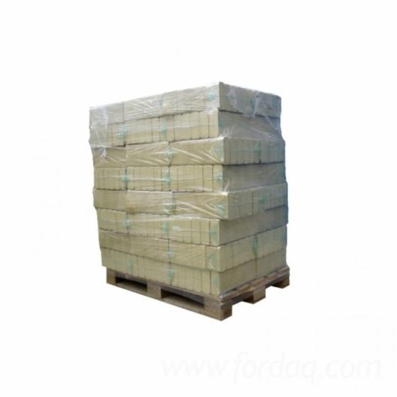 Beech, Oak Wood Briquets