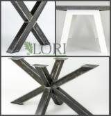 Деревянные Комплектующие Для Продажи - Металлические ноги к столам