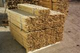 Cylindrical Trimmed Round Wood - Acacia Stakes 5-15 cm