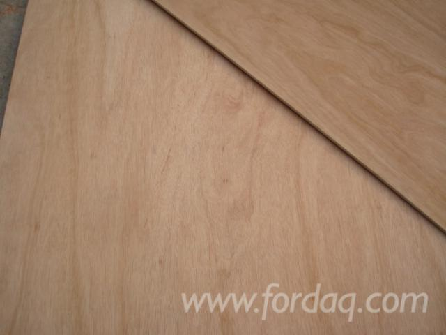 Okoume Weeping Cypress Furniture Plywood