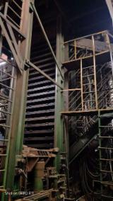 Gebraucht Shanghai  2009 Spanplatten-, Faserplatten-, OSB-Herstellung Zu Verkaufen China