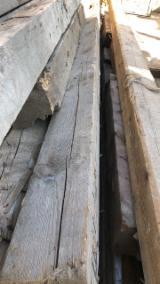 Nadelschnittholz, Besäumtes Holz Fichte Picea Abies  - Altholz Fichte/ Kiefer