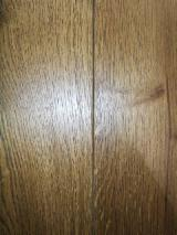 Solid Wood Flooring - Brushed & Oiled Finished Oak Parquet