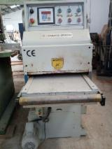 Spain - Furniture Online market - Used Kenneth Prost HK-400 2002 Surfacing And Thicknessing Planer - 2 Side For Sale Spain
