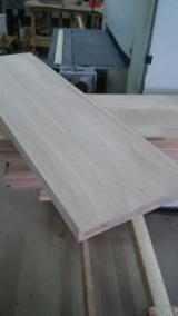 Hardwood  Unedged Timber - Flitches - Boules - Half-Edged Boards, Beech, Oak, White Ash