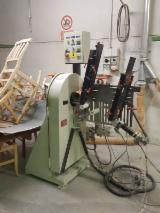 Italy - Fordaq Online market - ORBITAL SANDING MACHINE BRAND CAMAM MOD. LEC/200/AV WITH LOADING FOR CURVED ELEMENTS