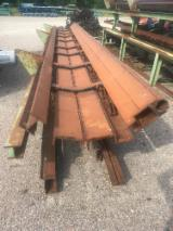 Log conveyor, Sanger&Massierer BZ2