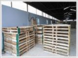 Wood Pallets - New Rubberwood Pallets
