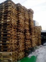 Ponude Rusija - Evro Paleta - EPAL, Reciklirano – Korišćena, U Dobrom Stanju