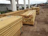 Sawn And Structural Timber Africa - FAS Iroko Beams 50 / 75 mm