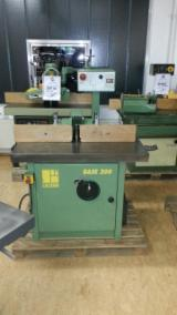 Moulding Machines For Three- And Four-side Machining Lazzari Base 200 旧 奥地利