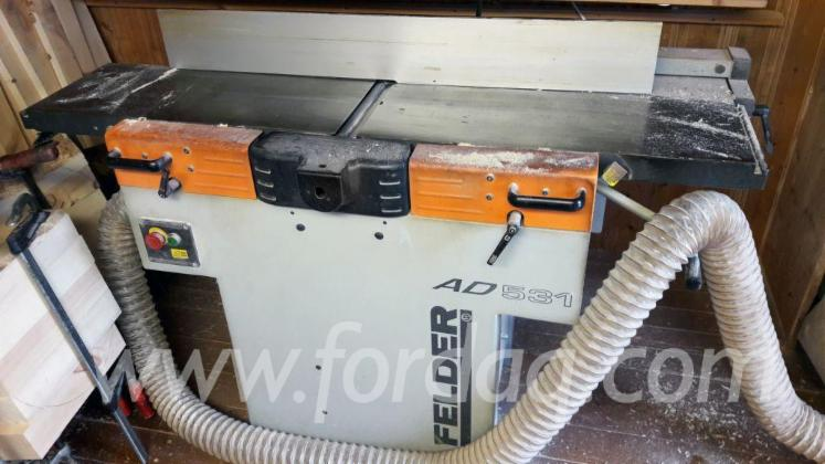 Used-Surface-Planer---1-Side-For-Sale