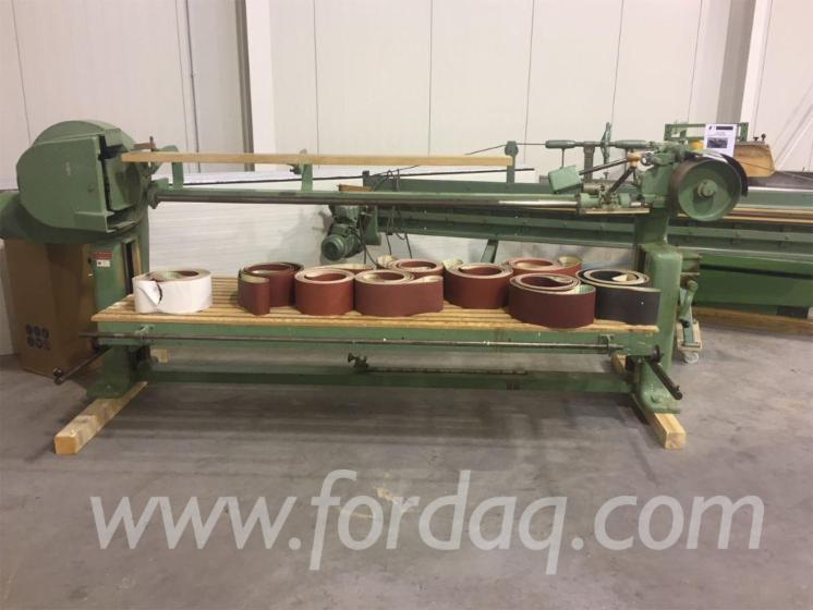 Used-Hessemann---Langbandschleifmaschine-Universal-Sander-For-Sale