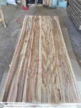 Buy And Sell Wood Components - Register For Free On Fordaq - Teak Solid Live-Edge Table Top / Countertop