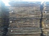 Hardwood  Unedged Timber - Flitches - Boules - Oak Boules Romania