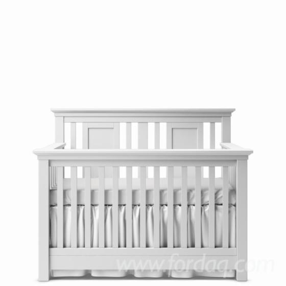 Beech Cleopatra Convertible Bed Crib