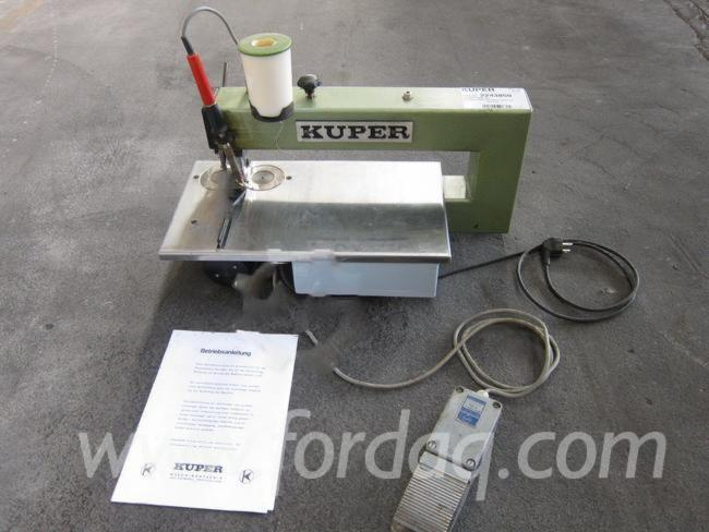 Used-KUPER-FWM-420-1977-Veneer-Splicers-For-Sale