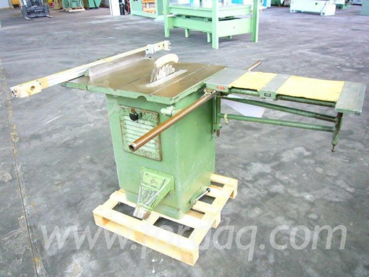 Used-RAPID-PK-100-1961-Panel-Saws-For-Sale