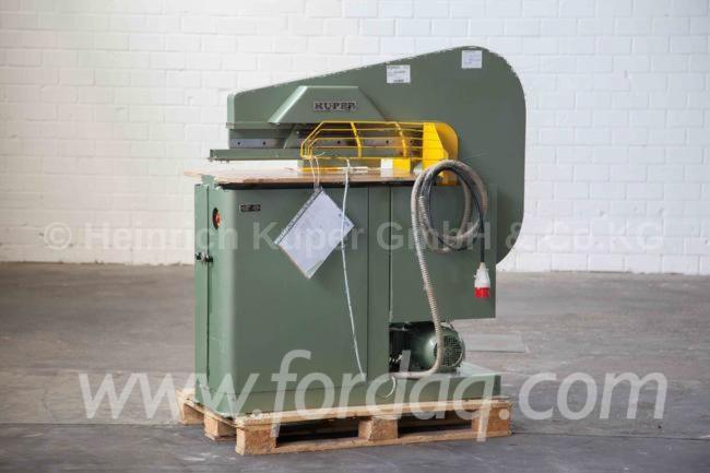 Used-KUPER-ZV-800-E-1984-Veneer-Clipper-For-Sale