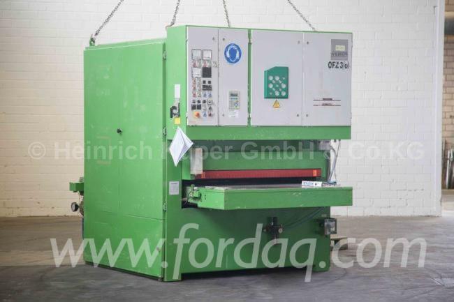------------Breitbandschleifmaschine-----WEBER----OF-3O-1350---------------