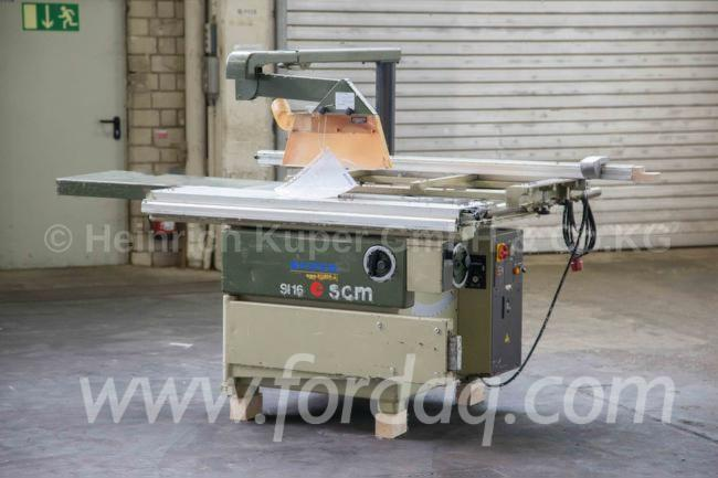 Used 1990 SCM SI 16 SW Panel Saws For Sale Germany