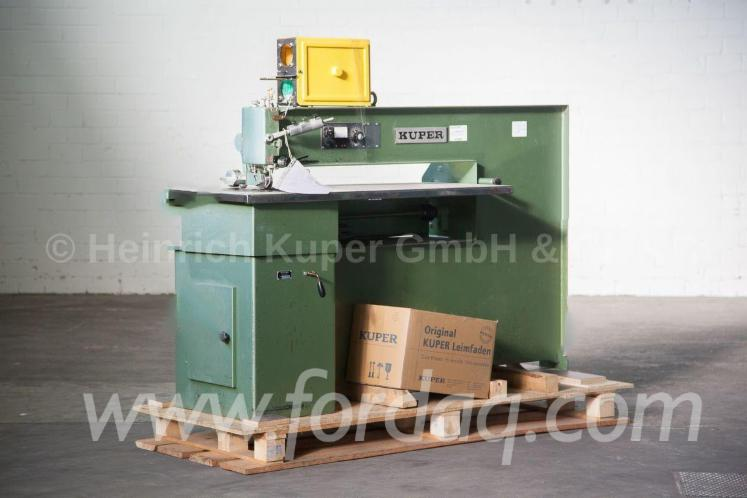 Used-KUPER-FW-1150-1980-Veneer-Splicers-For-Sale