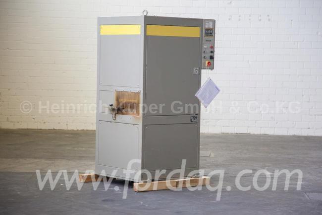 Шліфувальні Верстати - Полірувальник - Інше HESS SOLID 300 Б / У Німеччина Для Продажу