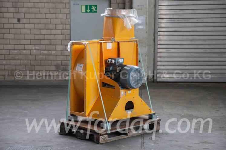 Venta Ventilador SCHUKO S 400/O/L2 Usada 2006 Alemania