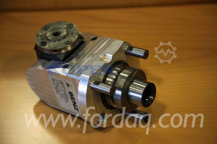 Venta CNC Centros De Mecanizado - Otros Benz HSK 63 F Usada Alemania En Venta