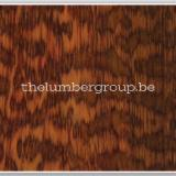 Sliced Veneer For Sale - Snakewood Natural Veneer