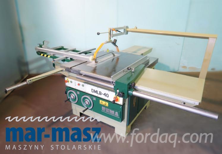 Vand-Ferastrau-Circular-REMA--DMLB-40-Second-Hand