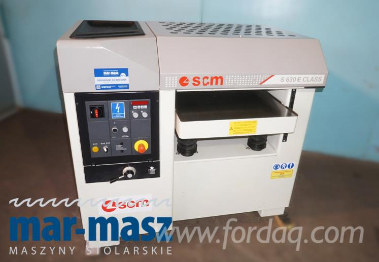 Used-SCM-S63-E-CLASS-2008-Universal-Planer-For-Sale