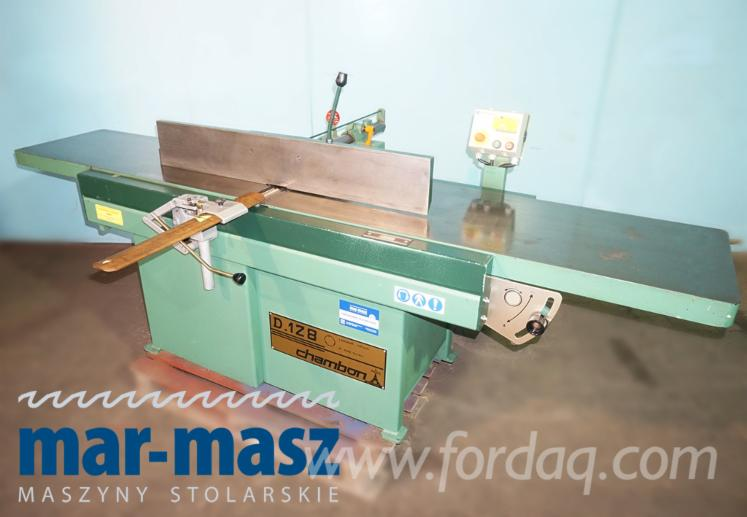 Used-CHAMBON-D--1Z8-5-1992-Universal-Planer-For-Sale