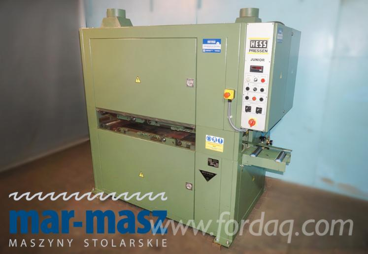 HESS-JUNIOR-PRESSEN-grinding-sander