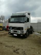 Oprema Za Šumu I Žetvu - Traktor S Prikolicom Volvo Polovna 2001 Rumunija