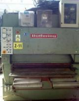 机器,五金及化工 - 砂光带砂光机械 Bütfering AWS-3 旧 波兰