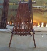 Садові Меблі - Садові Стільці , Дизайн, 300 - 1000 штук Одноразово