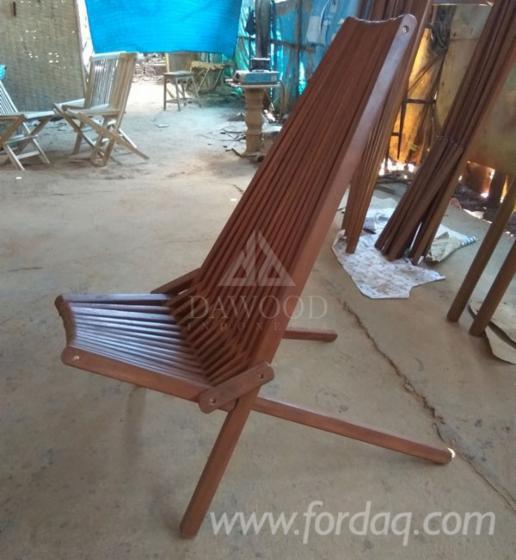 Venta Sillas De Jardín Diseño Madera Africana Teak Indonesia