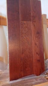供应 拉托维亚 - 橡木, 实木地板四面光S4S