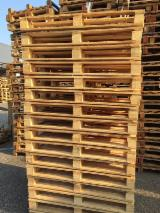 Pallets, Packaging And Packaging Timber - One Time New Pine Pallets