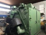 Switzerland Woodworking Machinery - Used Debarker(link) Resawing Machine.