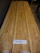 Sliced Veneer For Sale - Olive Natural Veneer Striped & Flamed