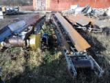 Woodworking Machinery - Used Ленточный Конвейер 1999 Belt Conveyor For Sale Ukraine