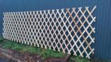Fences - Screens Garden Products - Larch Fences