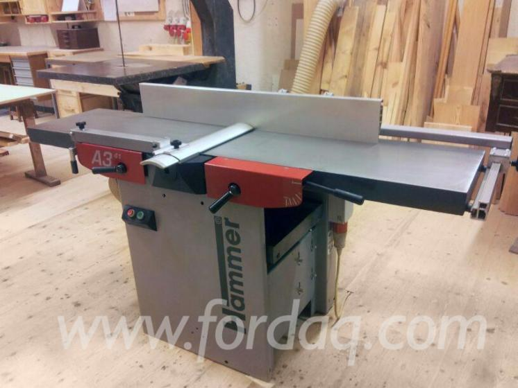 Used HAMMER A 3-41 2012 Surface Planer - 1 Side For Sale Austria